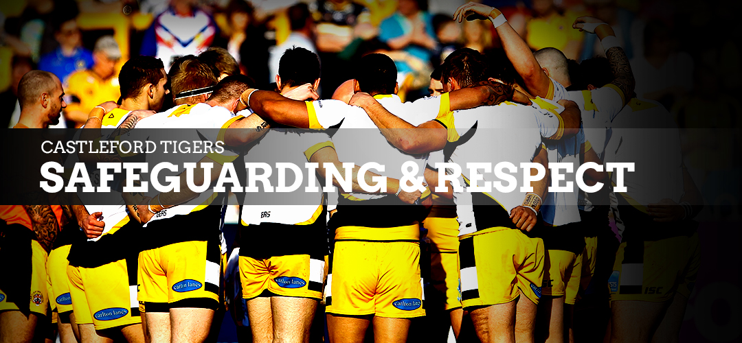 25de802eb1e Castleford Tigers Safeguarding Policy