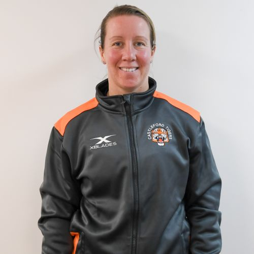 Lindsay Anfield (Head Coach)