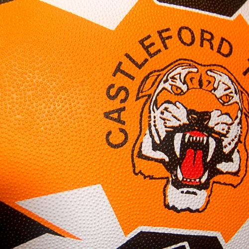 castleford tigers ball
